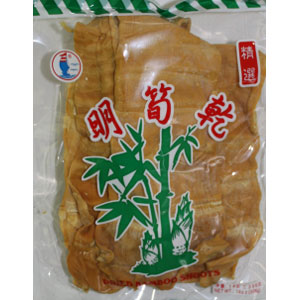 DRIED BAMBOO SHOOTS 400gX50