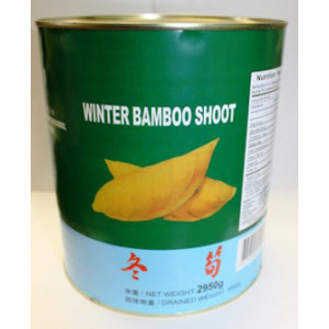 Canned Winter Bamboo Shoots 2950Gx6