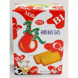 MILK BISCUITS 400GMX12BOX