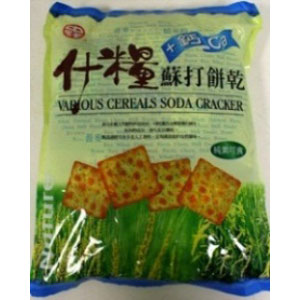 Various Cereals soda cracker 330Gx12