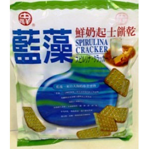 Spirulina cracker 370Gx12