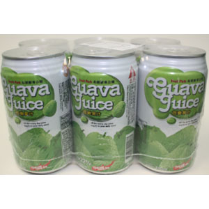 FAMOUSE HOUSE GUAVA JUICE 340MLX6X4