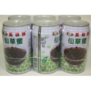 GRASS JELLY DRINK 320Gx24