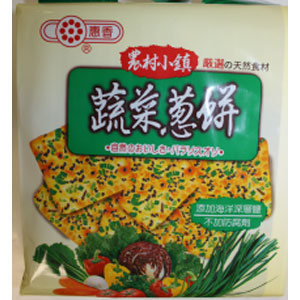 Cookie - Vegetable Flavor 400Gx24Bag