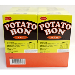 BBQ PATATO STICK 19GMX2BGX24BOX
