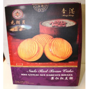 Nuts Red Bean Cake 270GX24