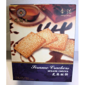 Sesame Crackers 300GX24