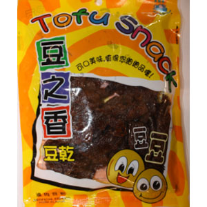 Totu snack artificial grilled pork flavour 140GMx10