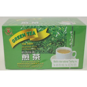 Chinese  Green Tea ( Japanese style) 100% Natrual (2g*25)x96