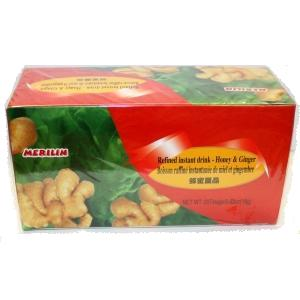 Refined instant drink honey & ginger (18g*20)x40