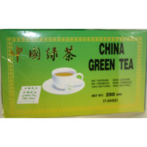 Merilin China green tea (2g*100bg)x40bx