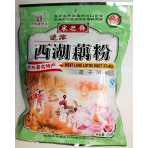 West lake lotus root flour 350Gx20(NEW)