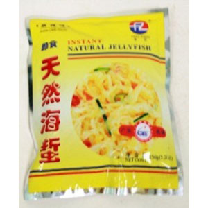Jelly fish sesame chilli flavour 150Gx40*NS