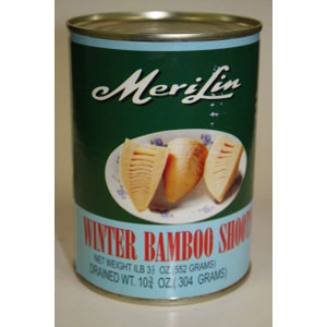 Canned Winter Bamboo Shoots 552Gx24