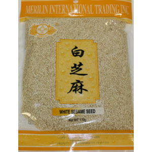 White sesame seeds 170Gx50