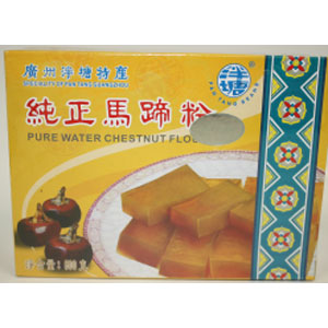 Pure Water Chestnut Flour 500Gx40