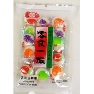 Jelly candy 6OZx50*NS