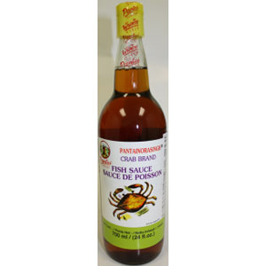 Fish sauce crab brand 700mlx12 merilin trading co for Best fish sauce brand