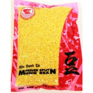 Peel splited mung bean 400Gx50