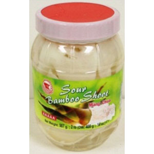 Sour bamboo shoot 4LBx6