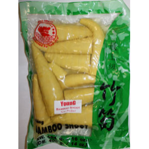 "Bamboo Shoot ""Young-Tip"" 454Gx36"