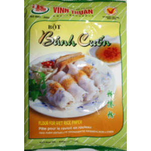 Flour for wet rice paper(bot banh cuon) 400Gx20