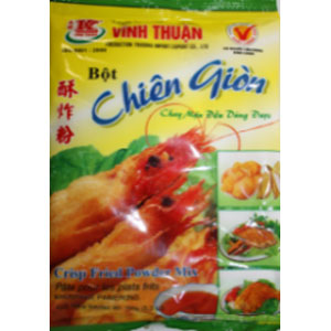 Crisp fried powder mix(Bot chien gion) 150Gx60