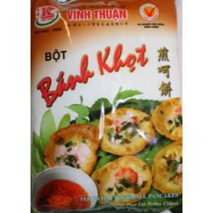 Flour for small pancakes(bot banh khot) 400Gx20