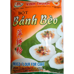 Flour for small pancakes(bot banh beo) 400Gx20