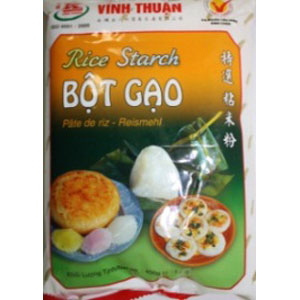 Rice starch (Bot gao) 400Gx20