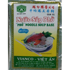 how to make pho soup base