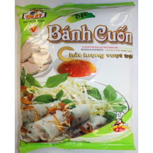 Flour for steamed rice cake (bot banh beo)400g 400Gx10