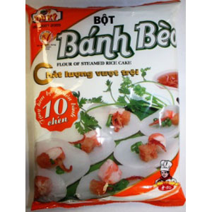 Flour for wet rice paper (bot banh cuon)400g 400Gx20